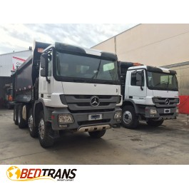 1 Unid Disponible Camión dumper MERCEDES ACTROS HEAVY DUTTY 4844 22m3