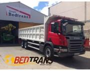 Camión Basculante Scania P340 2008 6×4
