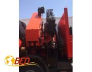 Camión grua IVECO 440 año 2006 PALFINGER 100002+JIB