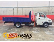 Iveco Daily 49.10 grua FASSI F30A22 3.500kg