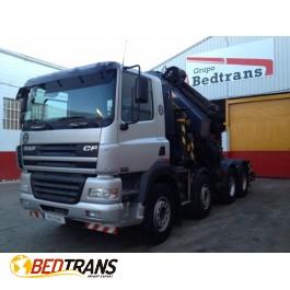 Camión Grúa Palfinger PK100002 tractora Daf85.480