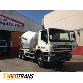 Camión Hormigonera Daf CF75.310 cuba Baryval 8m3