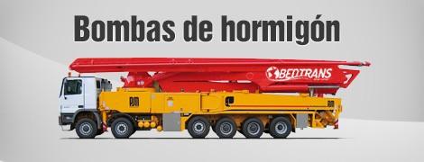 BOMBAS DE HORMIGON